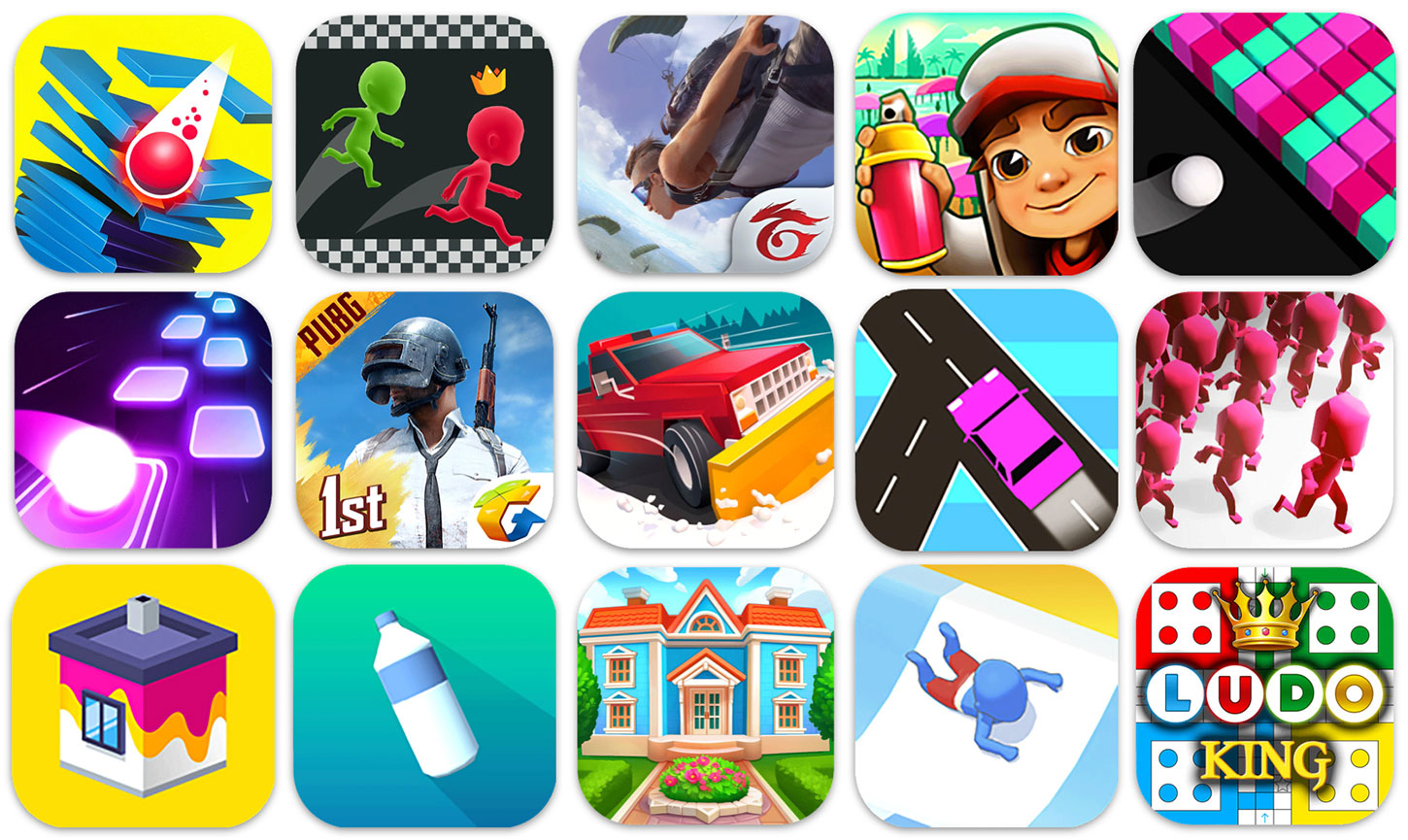 Top 10 Most Downloaded Mobile Games In the World