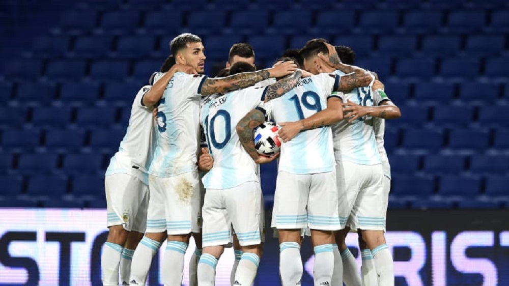 Argentina Settle For Draw Against Paraguay In World Cup Qualifiers