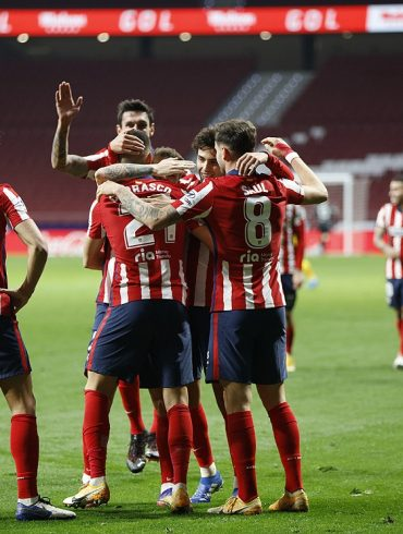 Barcelona Struggle Continues As Atletico Madrid Become La Liga Table Toppers
