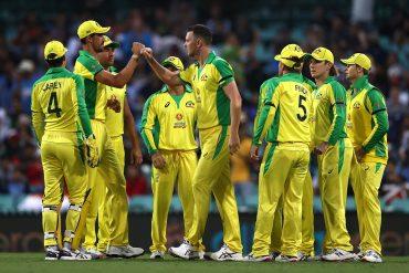 Australia Crush India To Clinch Victory In 1st ODI