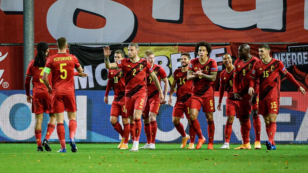 Belgium Crush England To Become Table Toppers