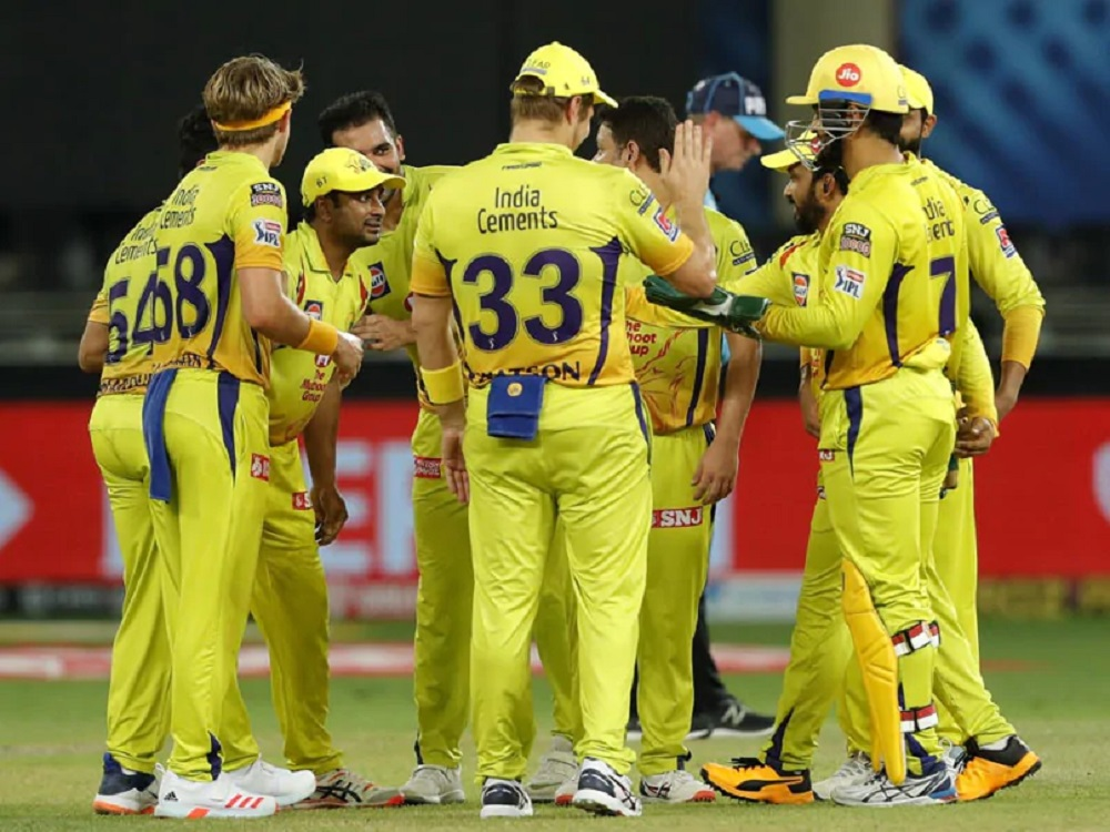 Chennai Super Kings Help Mumbai Indians To Qualify For IPL 2020 Playoffs