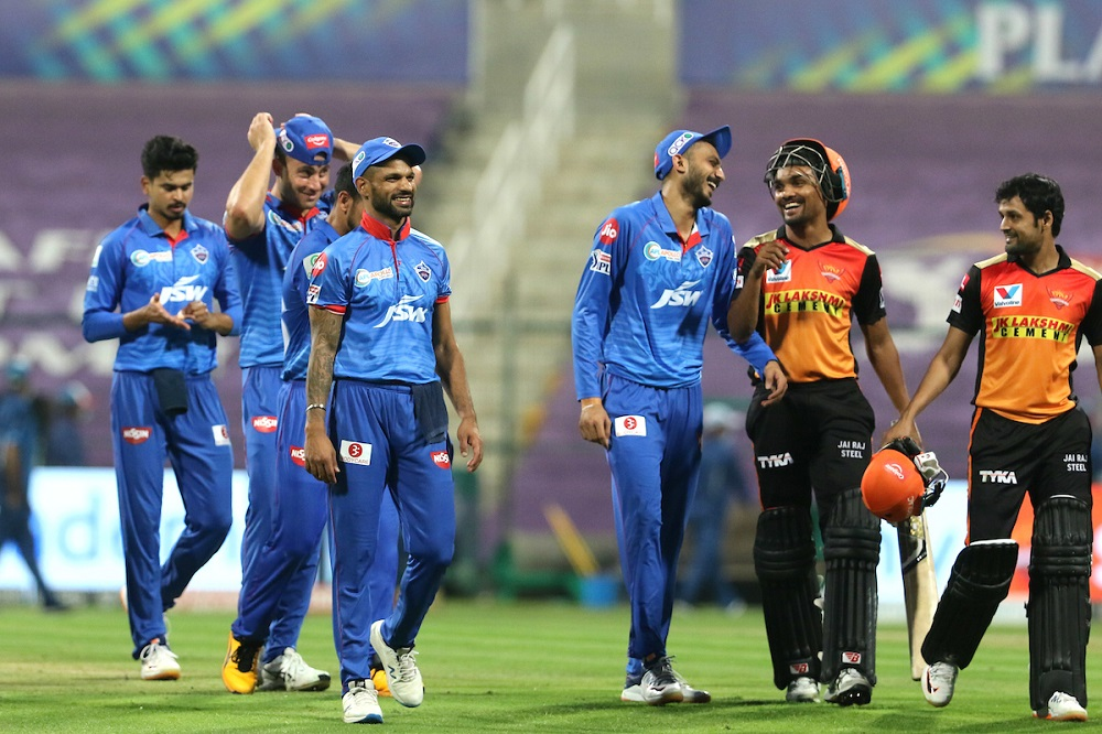 Delhi Capitals Enter Finals After Defeating Sunrisers Hyderabad