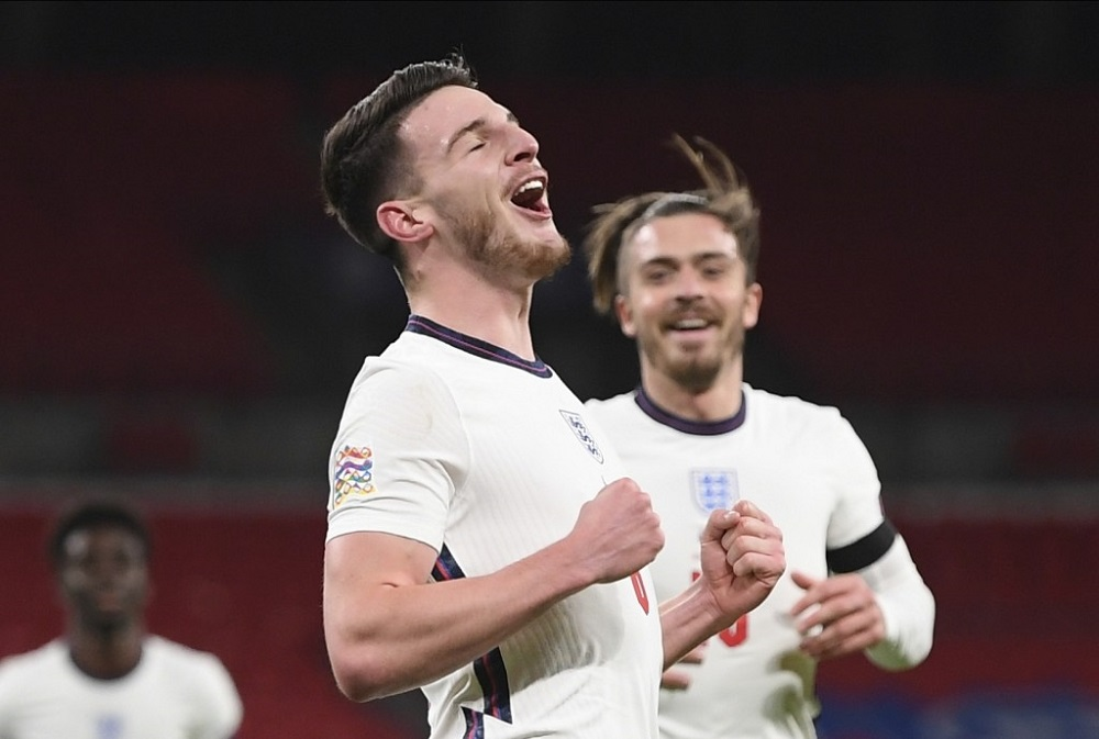 England Crush Iceland To Finish At 3rd Place In Group 2