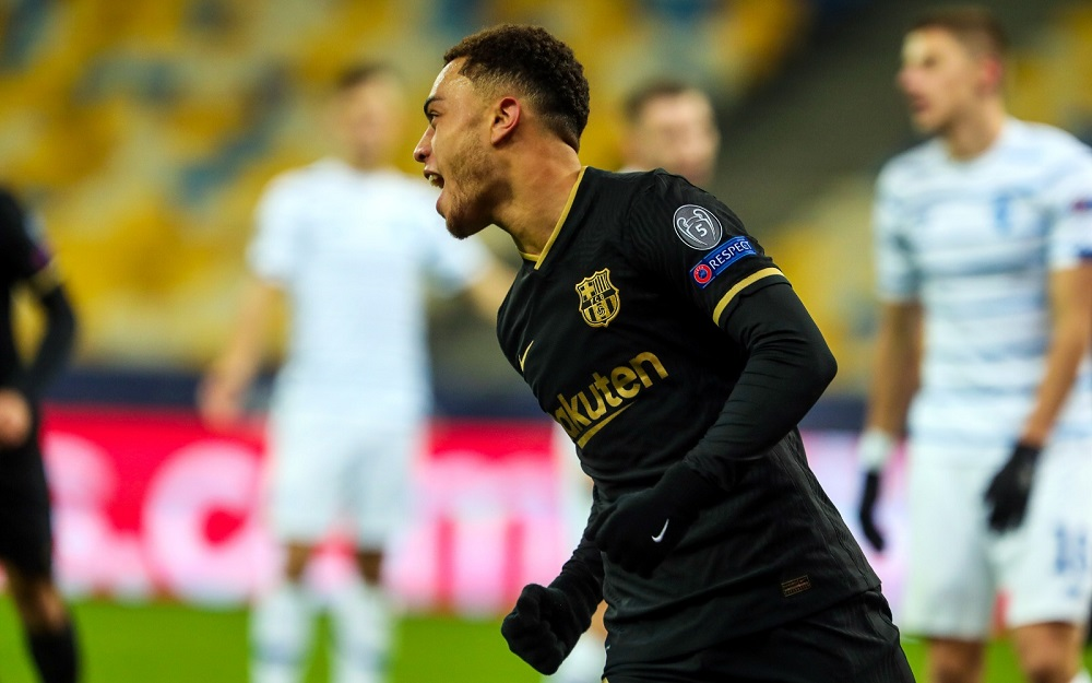 FCB Thrash Dynamo Kyiv In Second-Half As Braithwaite Scores Brace
