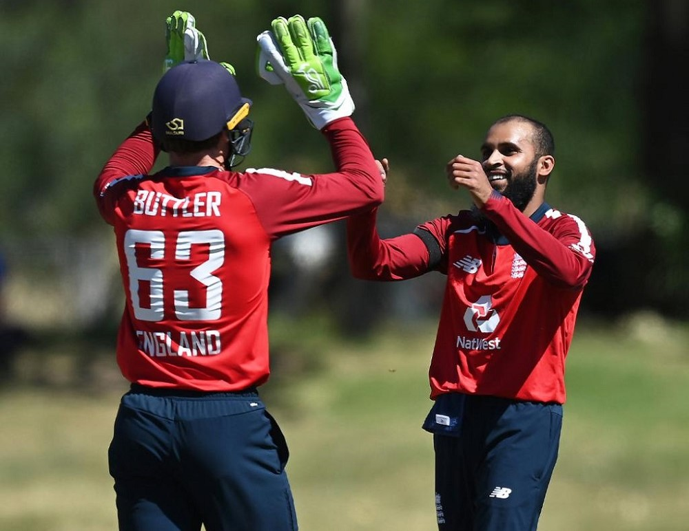 ENG Defeat RSA To Win T20I Series