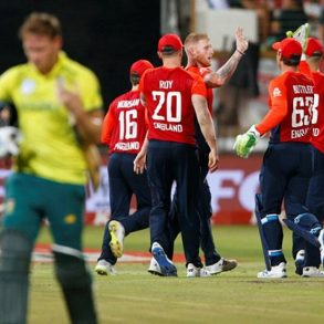 England Defeat South Africa In 1st T20I As Jonny Bairstow Shines