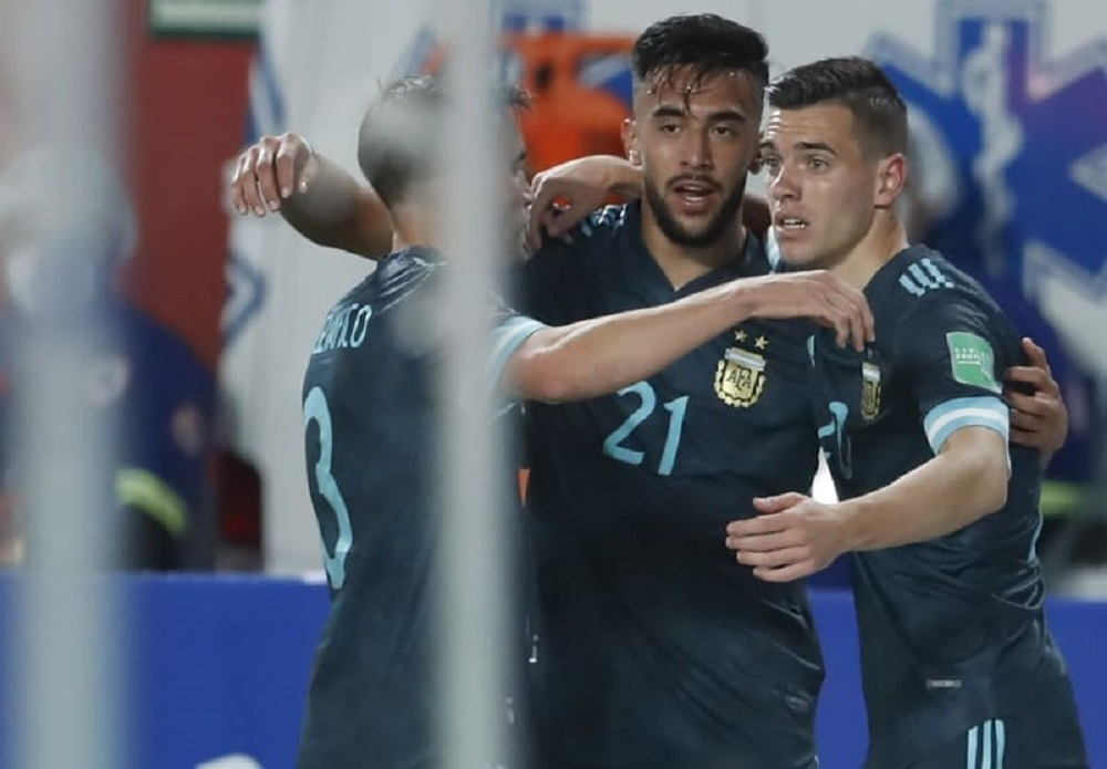 Argentina Bag Easy Win Against Peru To Maintain Their Position In Points Table