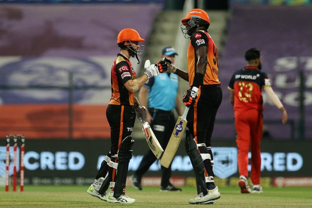 Sunrisers Hyderabad Humiliate Royal Challengers Bangalore In Eliminator