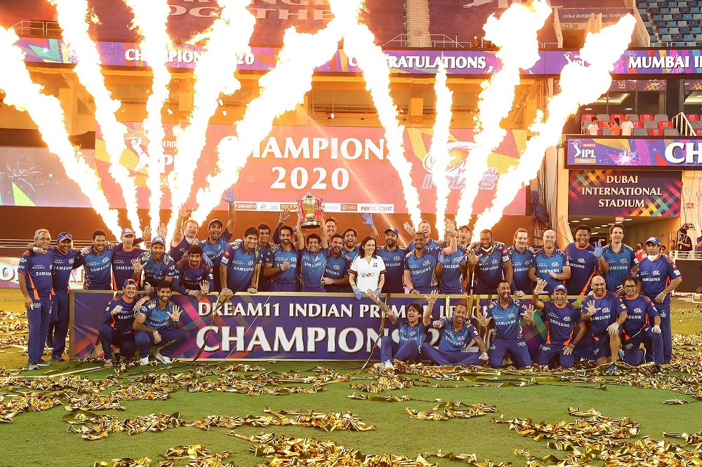 MI Defeat DC To Claim Their 5th IPL Title