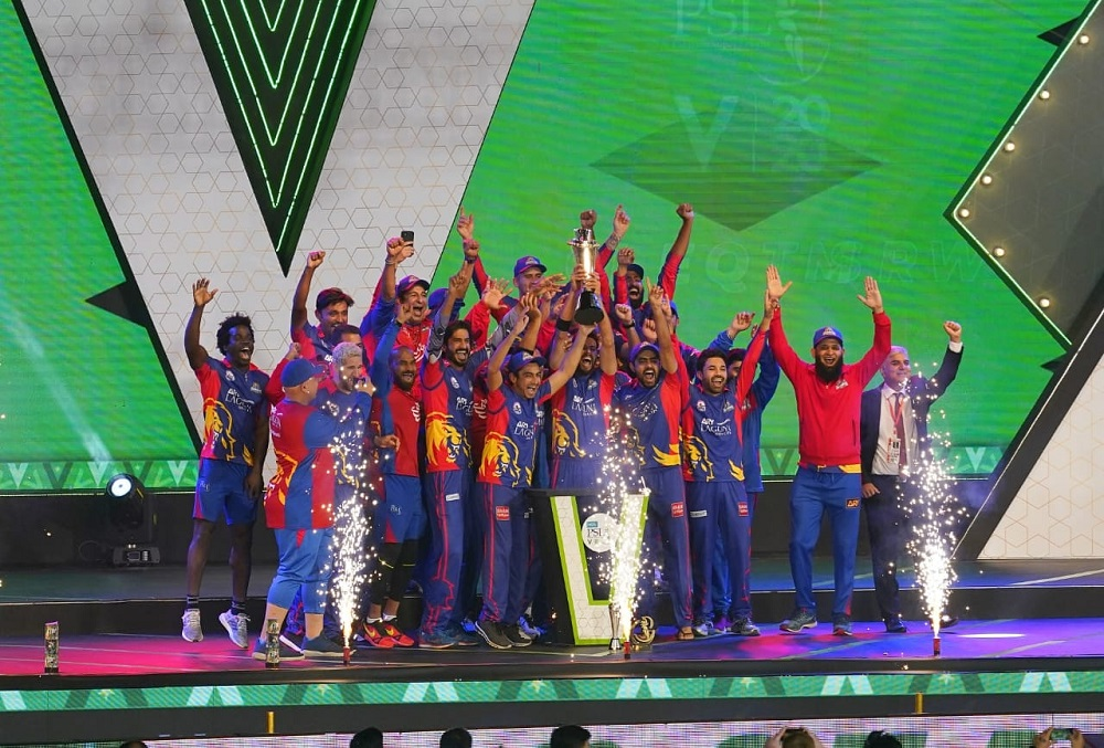 Karachi Kings Crowned As PSL 2020 Champions