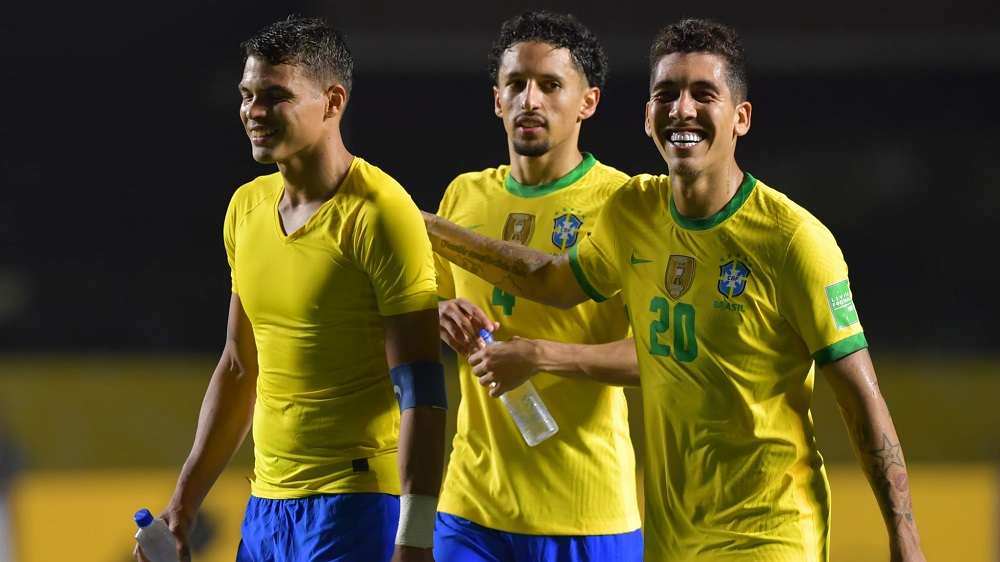 Brazil Defeat Venezuela In World Cup Qualifiers To Become Table Toppers