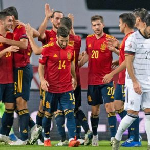 Spain Humiliate Germany To Qualify For Final 4 Of UEFA Nations League