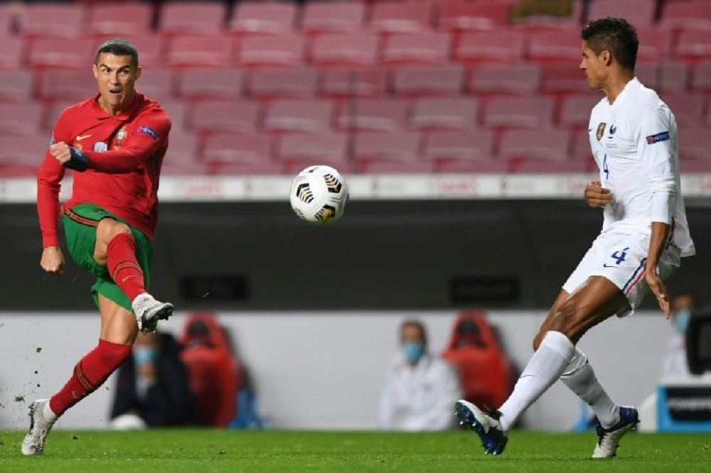 France Defeat Portugal In UEFA Nations League Matchday 5