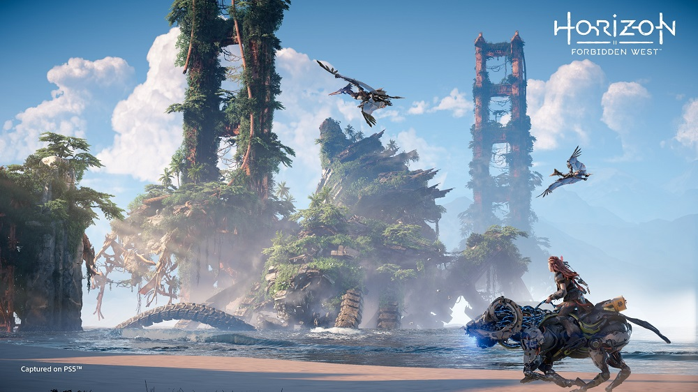 Horizon Forbidden West- An Epic Action RPG Adventure