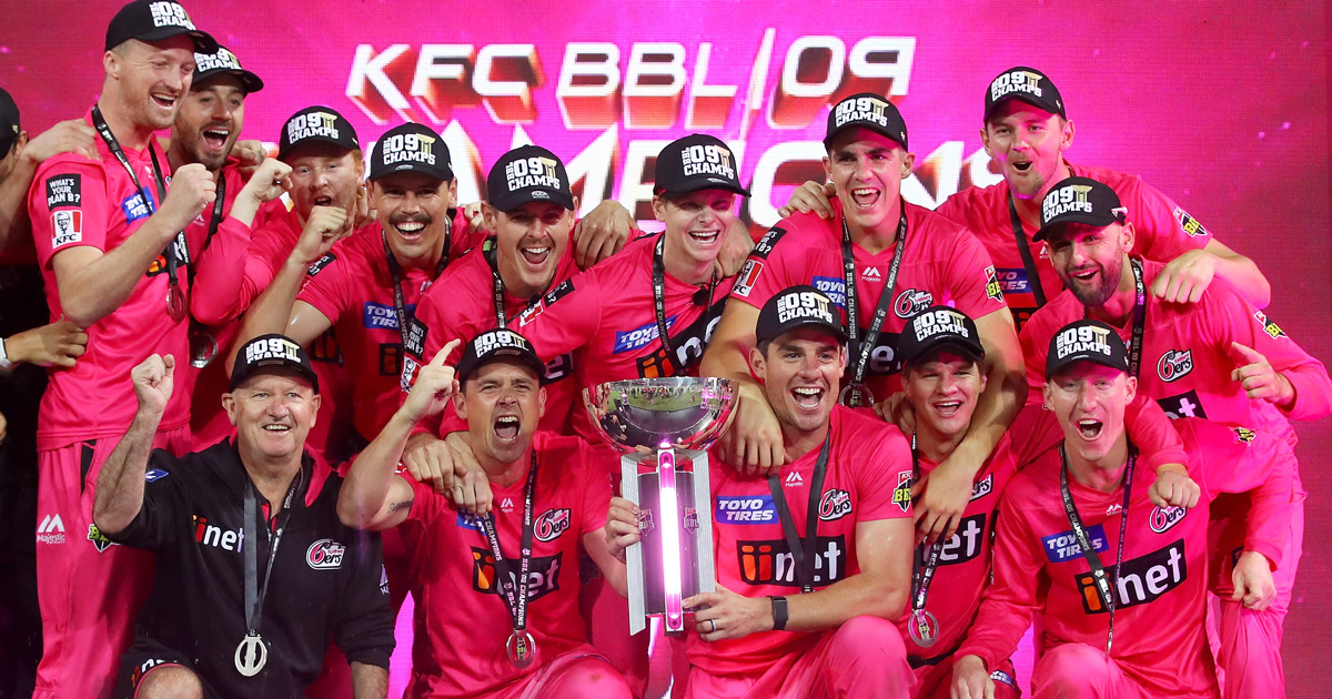 Big Bash League 2020 Schedule And Everything You Need To Know