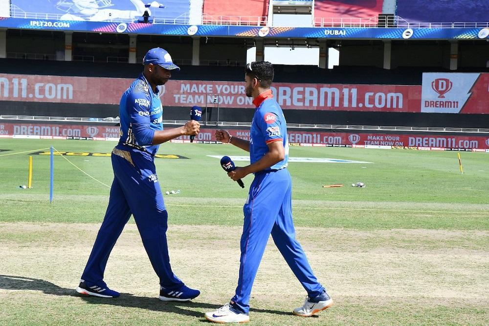 Mumbai Indians Humiliate Delhi Capitals To Fix Spot In Qualifier 1