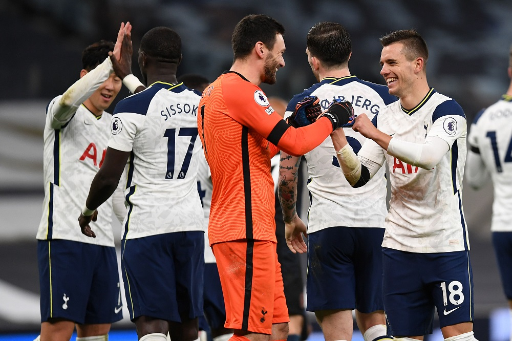 Tottenham Beat Manchester City To Become Premier League Table Toppers