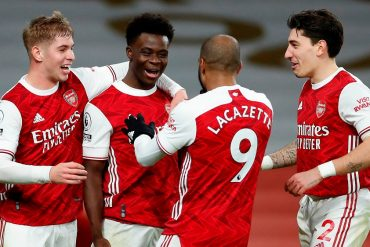 Arsenal Crush Chelsea To Win The London Derby