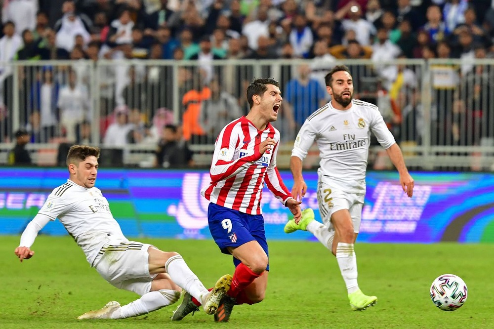 Atletico Madrid vs Real Madrid- Who'll Win The Madrid Derby?