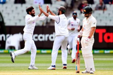 India Fire Australia Yet Again On Day 3 Of 2nd Test