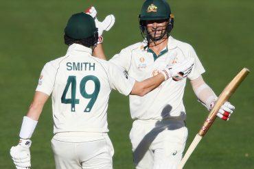 Australia Humiliate India To Win 1st Test Match