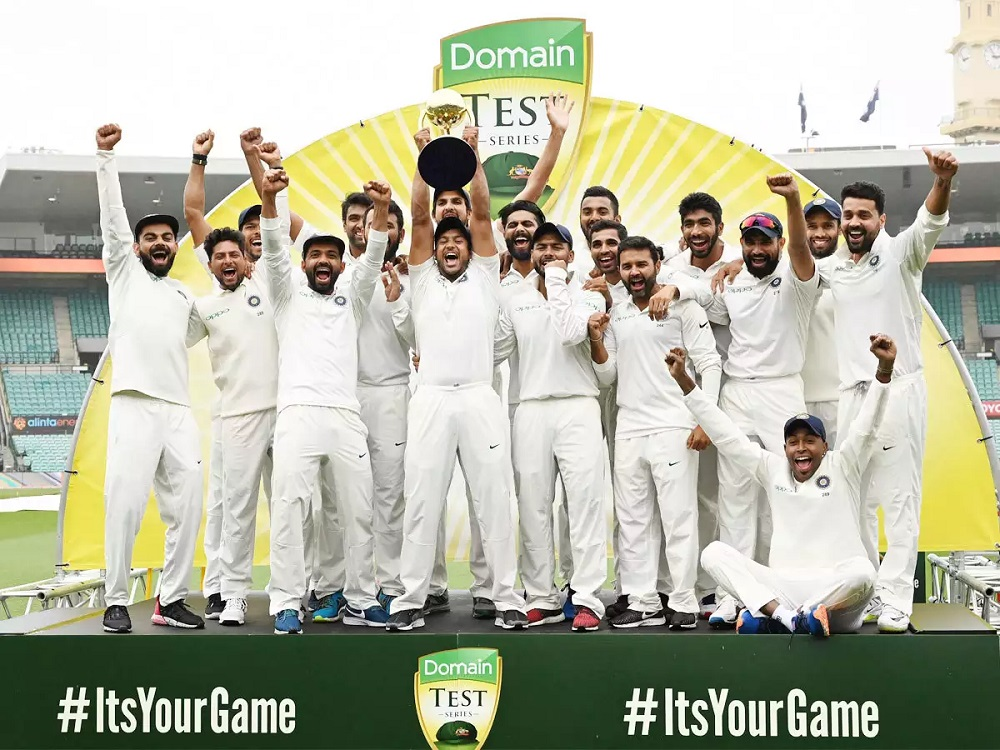 Playing 11 For India Vs Australia 1st Test Match