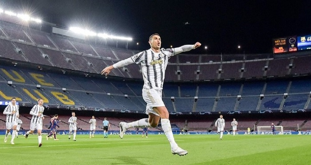Juventus Humiliate Barcelona In A Much-Awaited Messi Vs Ronaldo Fixture