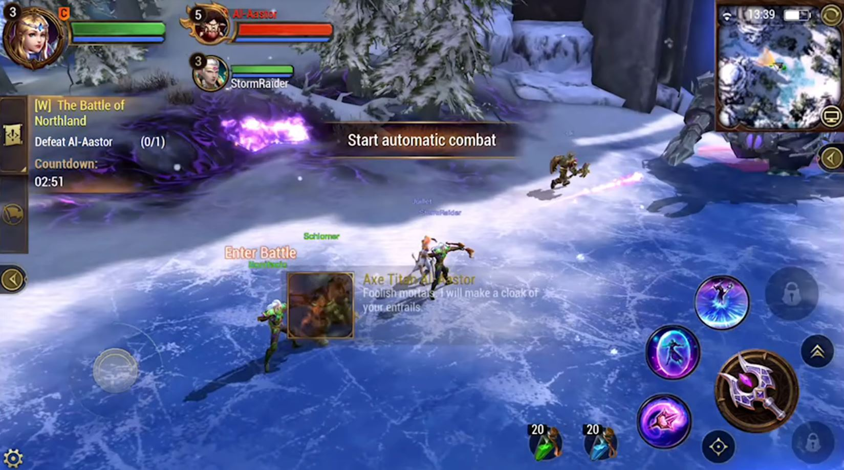 Diablo Immortal - Rise as a Champion of Sanctuary