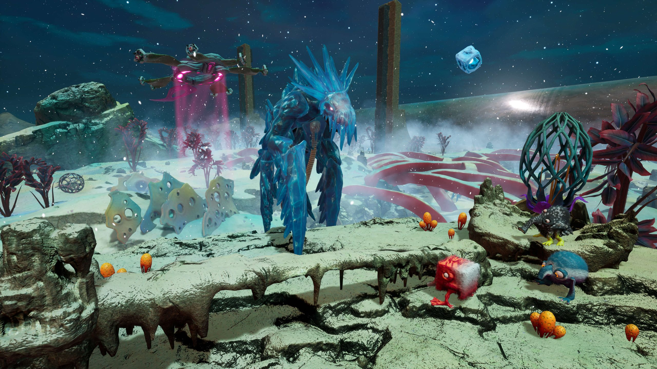 The Eternal Cylinder Release Date- The World Of Creatures And Mutations