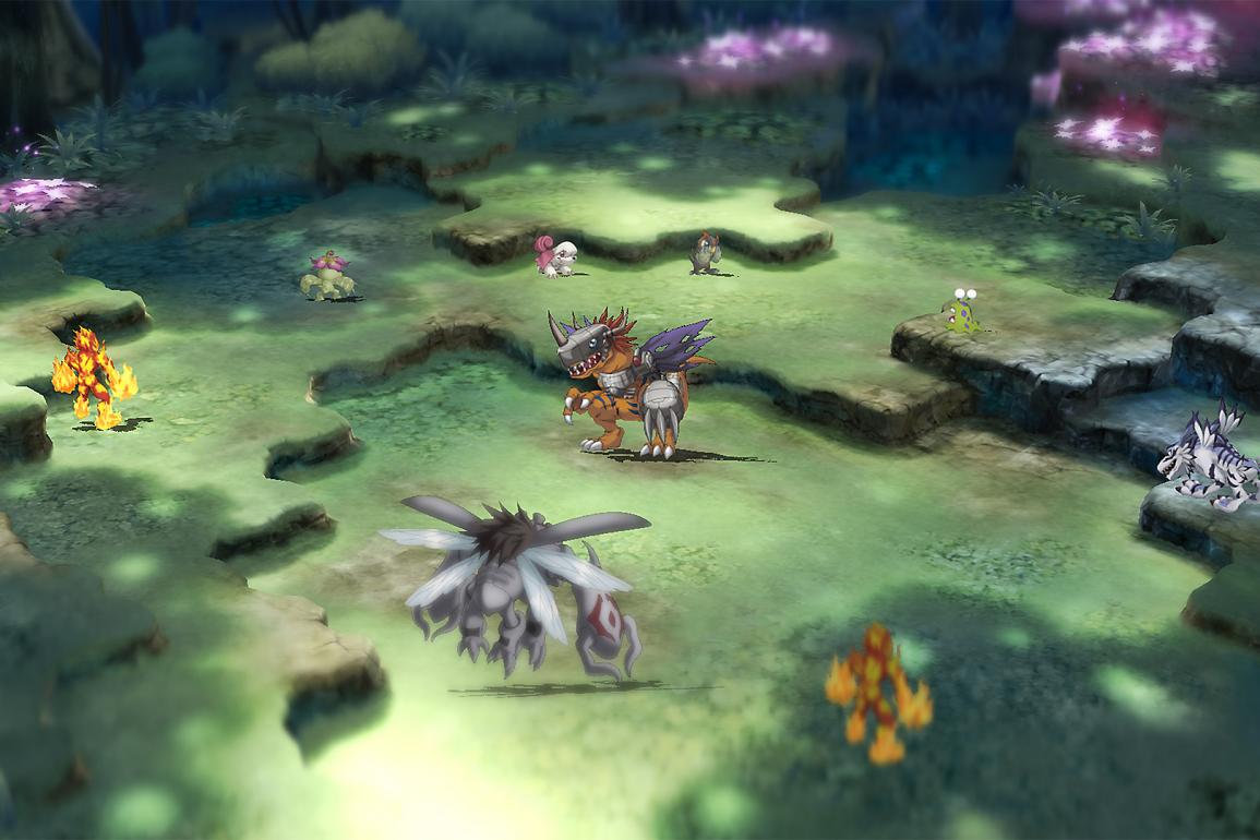 Digimon Survive- Survive in a Strange World