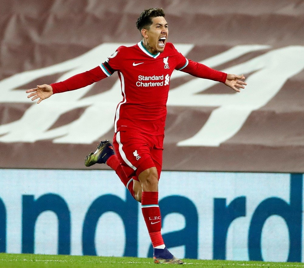 Liv Defeat Spurs With Last Minute Winner From Firmino To Become Table Toppers