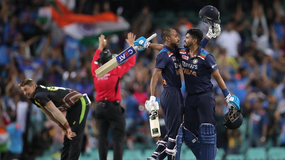 Ind Win Dettol T20I series Against Aus After A Thrilling Win