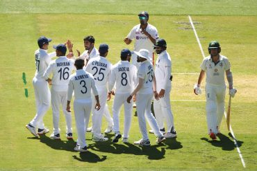 India Bowlers Fire Australia On Day 1 Of Boxing Day Test