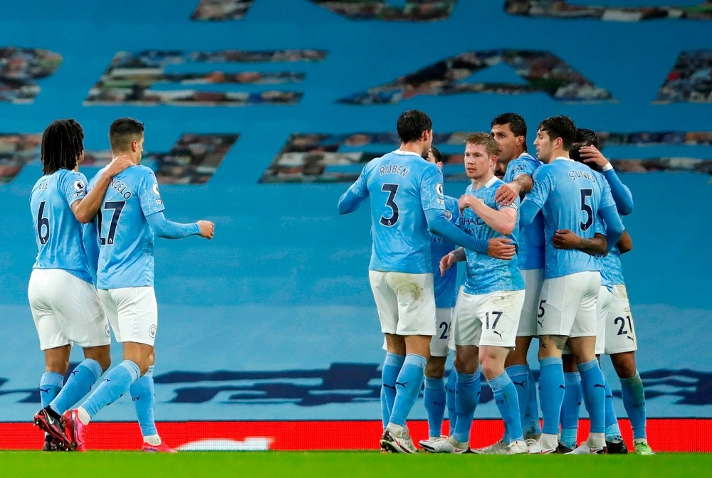 Manchester City Defeat Newcastle United To Climb Up On Points Table