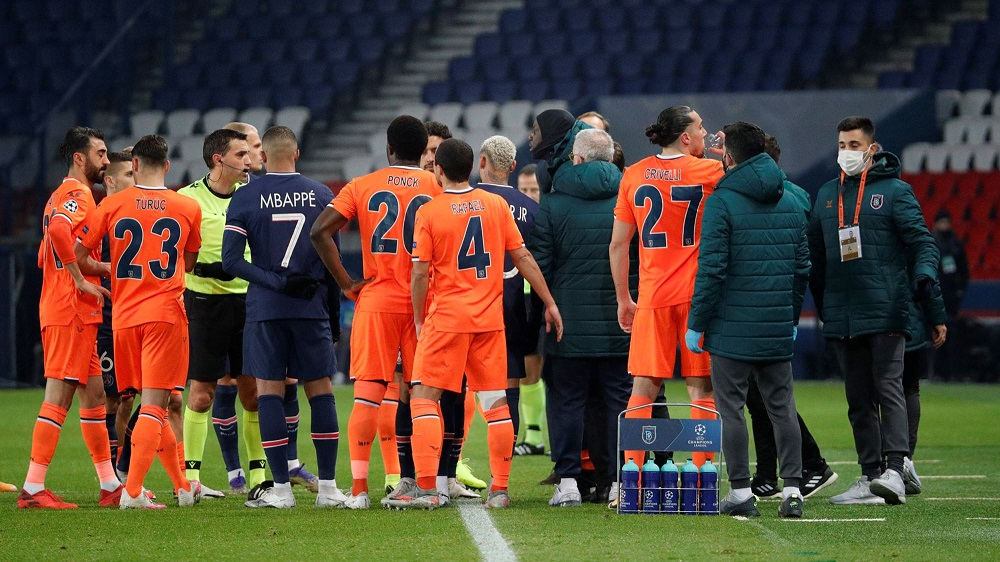 PSG vs Istanbul Basaksehir Suspended After Huge Controversy- EXCLUSIVE DETAILS