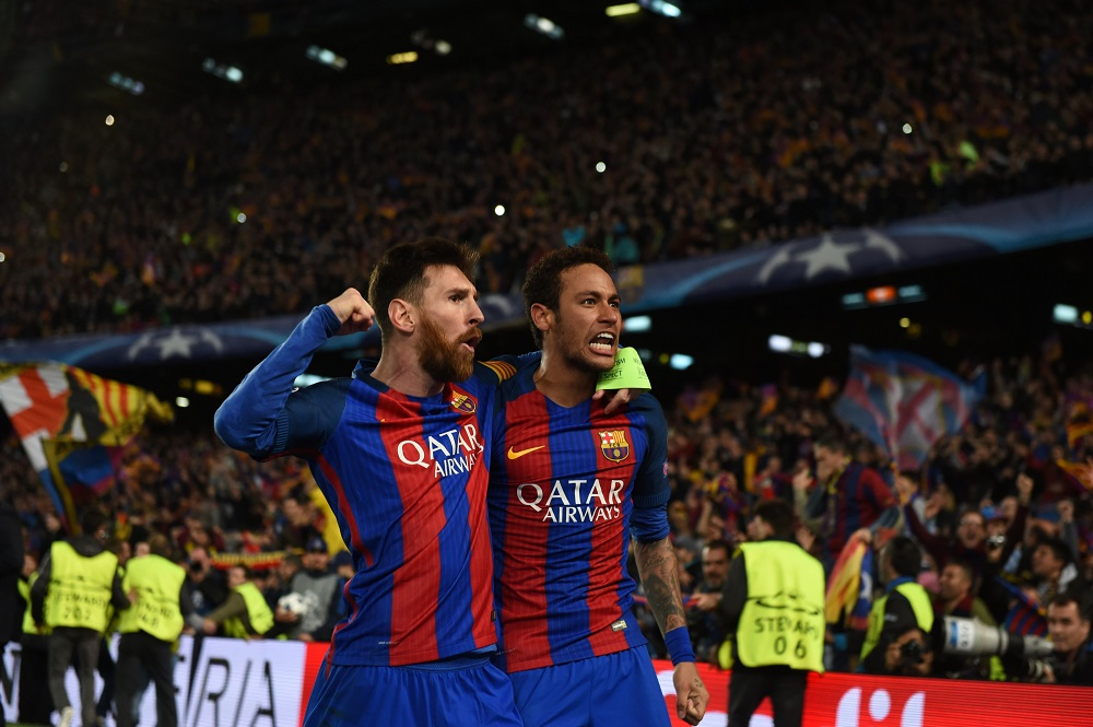 Barcelona vs PSG: Messi vs Neymar- All You Need To Know About The UEFA Champions League RO16 Draws