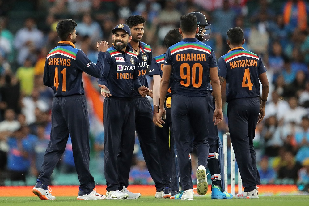 India Win Dettol T20I Series Against Australia After A Thrilling Win