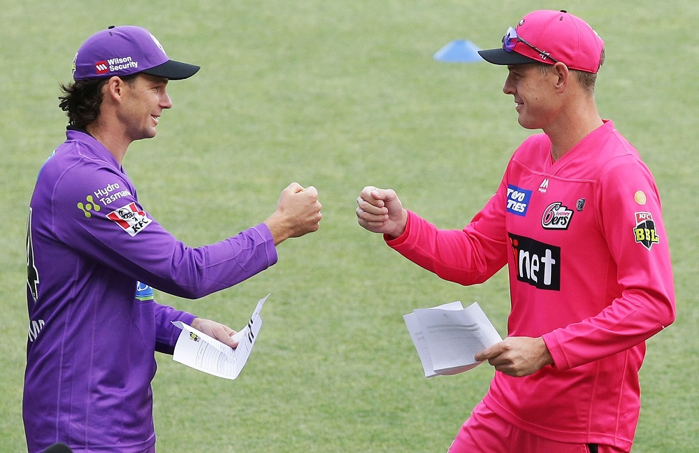 Hobart Hurricanes Defeat Sydney Sixers In Big Bash League 2020/21 Opener