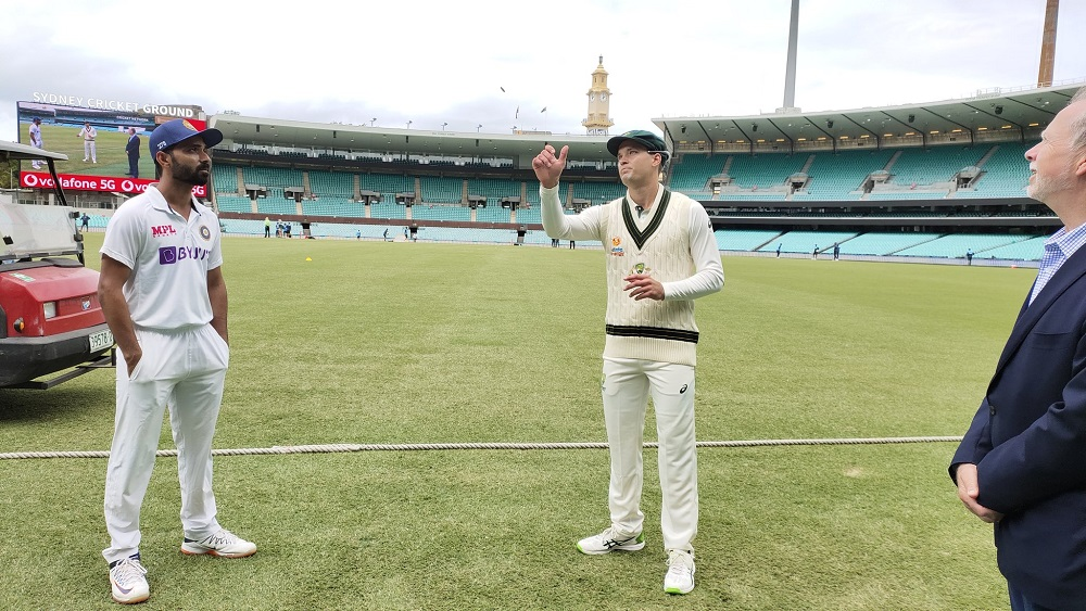 India Take Early Lead Against Australia A In 2nd Practice Match On Day 1