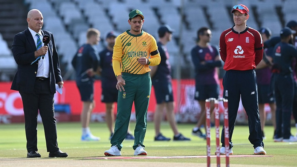 England Whitewash South Africa In T20I Series After A Massive Win In 3rd T20I