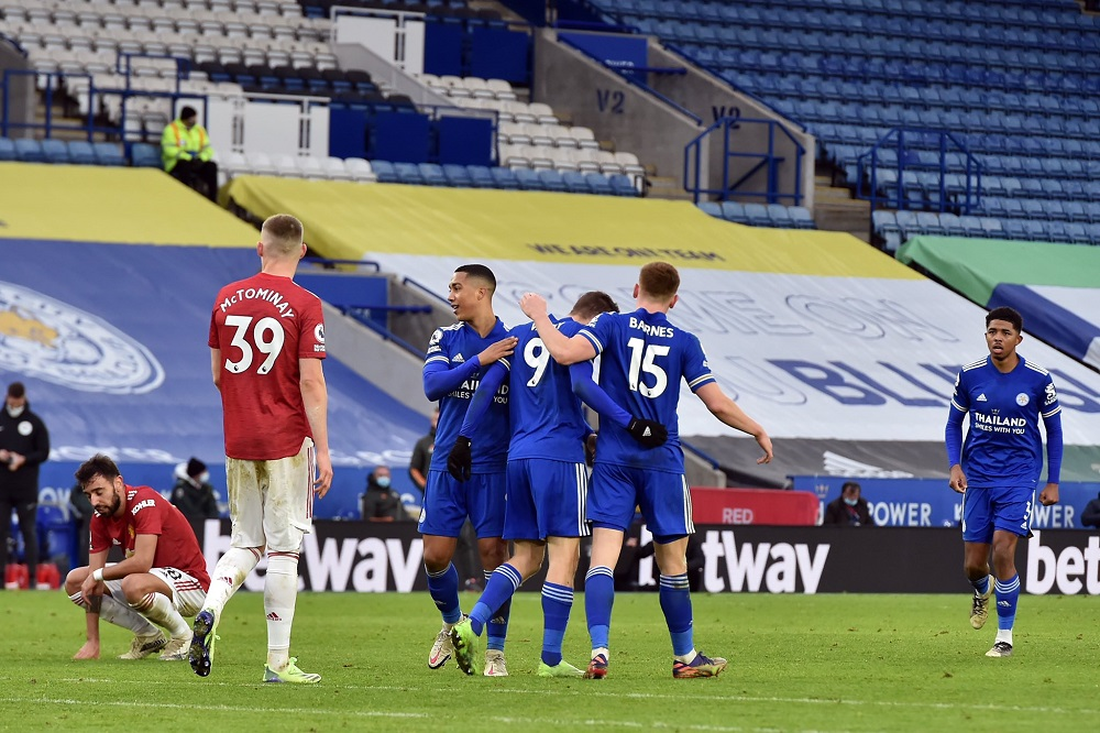 Jamie Vardy Saves the Foxes As Match Against the Reds Ends In Draw