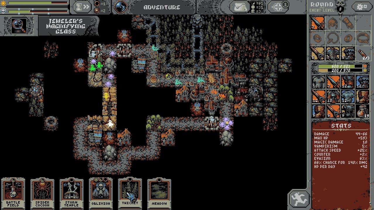 Loop Hero Release Date- Play The Game In The Timeless Loop