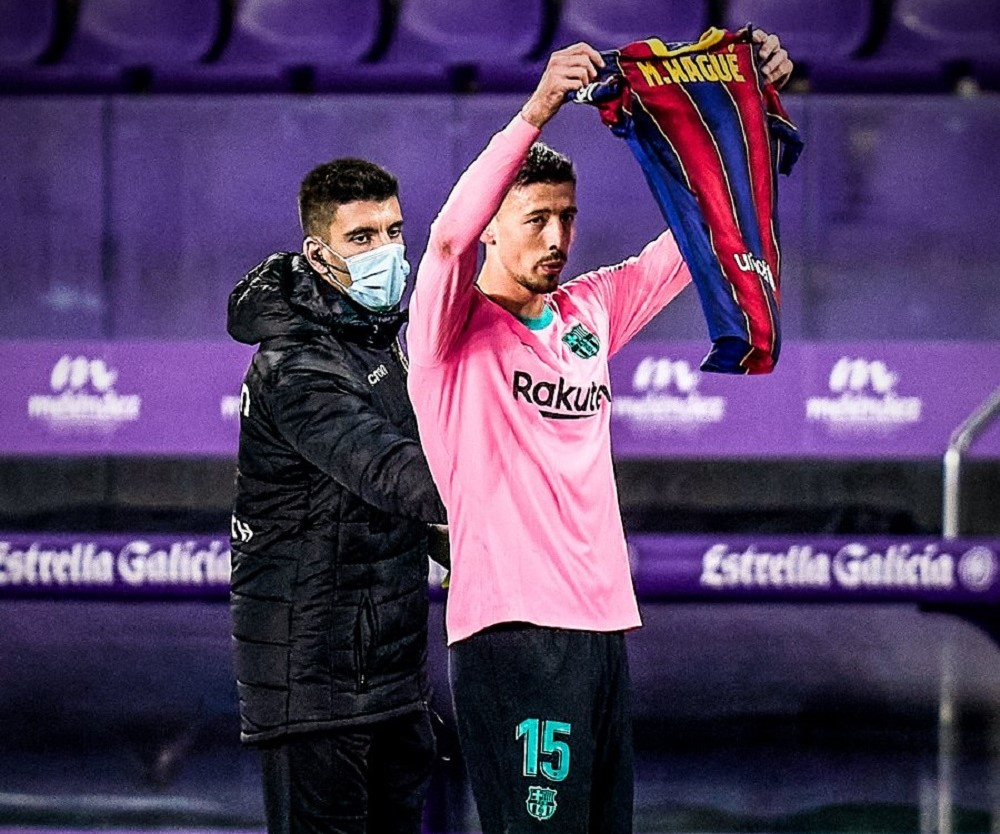 Barcelona Thrash Real Valladolid To Finally Win Away From Home