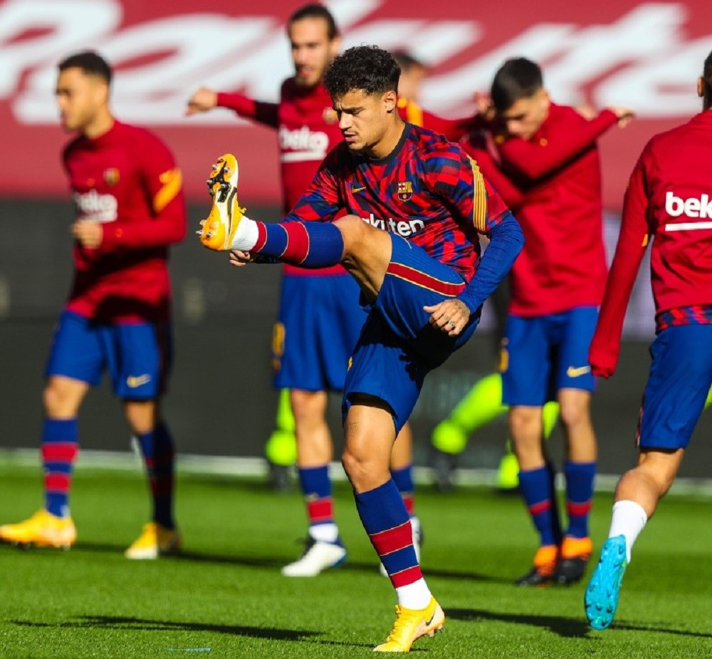 Barcelona Thrash Osasuna On Their 121st Club Anniversary As Messi Gives Tribute To Maradona