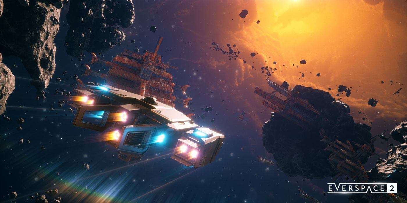 Everspace 2 Release Date- Fast-Paced Space Shooter Game