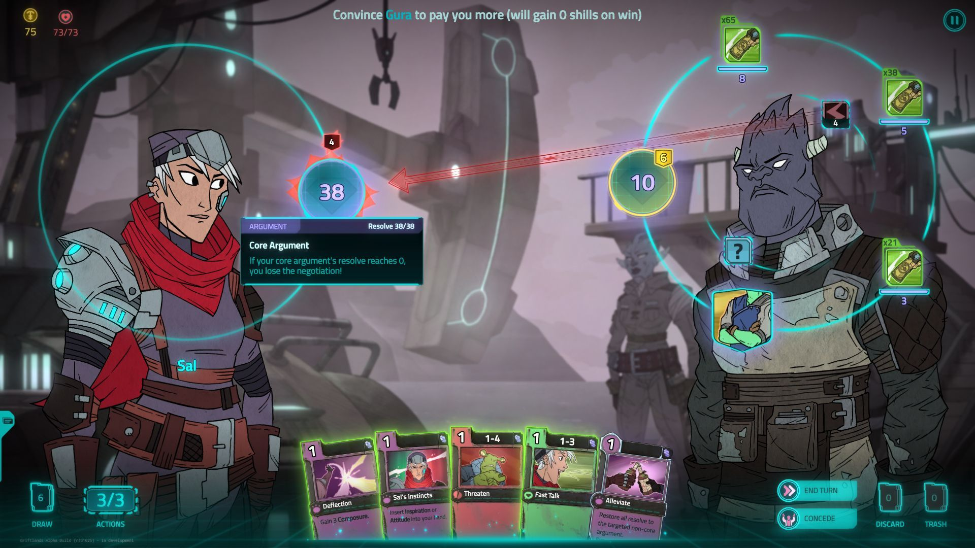 Griftlands Release Date- A Roguelike and Deck-Building Game