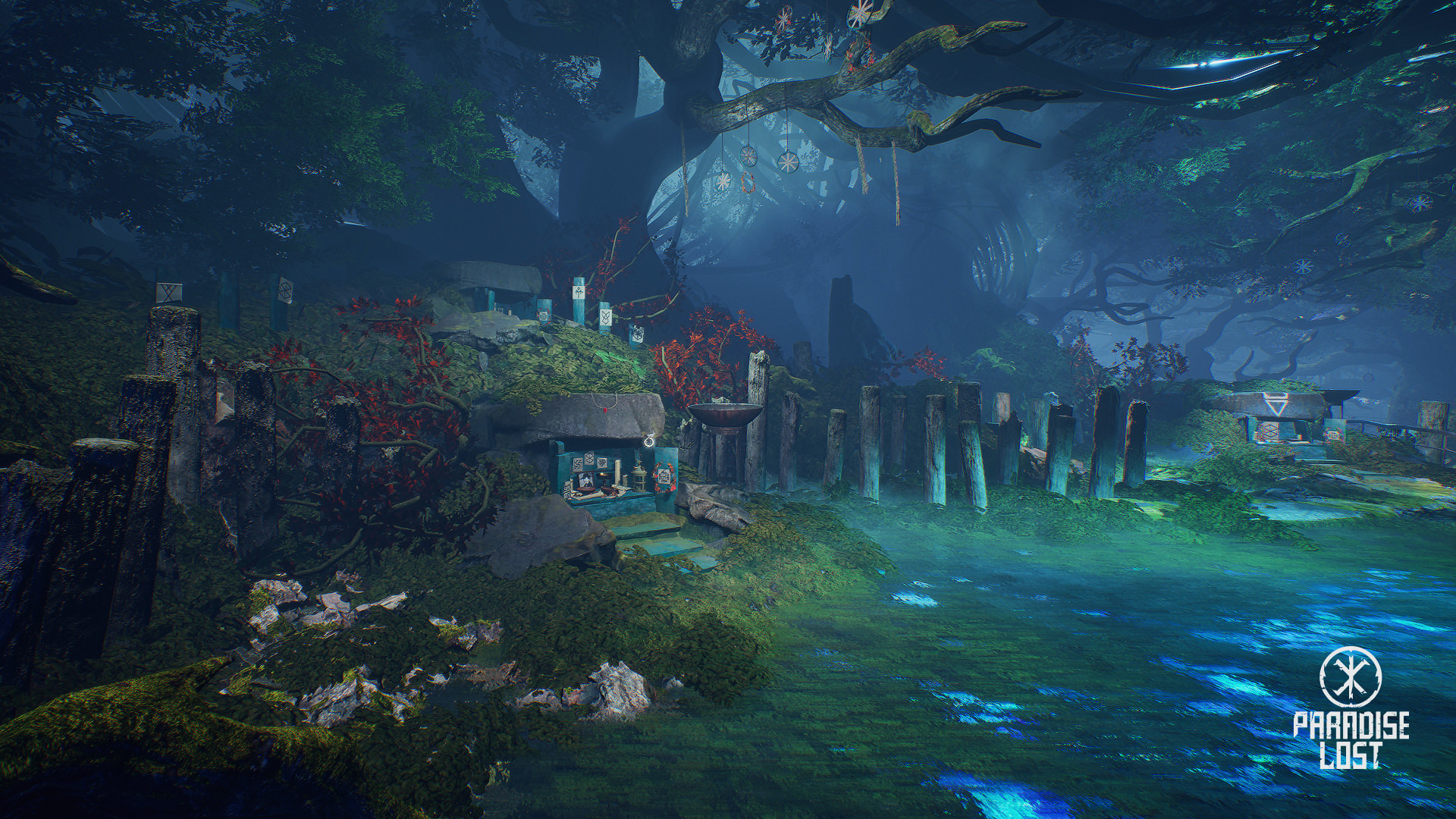 Paradise Lost Release Date- The Story On Earth In Paradise Lost
