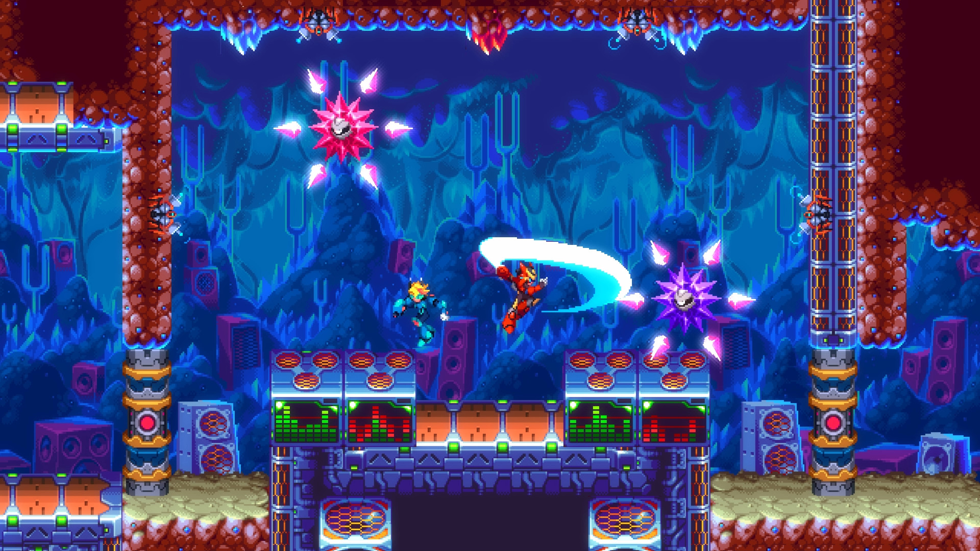 30XX Release Date- Jump, Shoot and Slash
