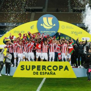Athletic Club Make Historic Comeback To Lift The Spanish Supercup After Defeating Barcelona